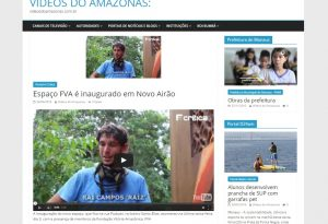 Porta_Vídeos do Amazonas