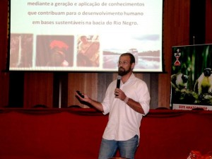 FVA participa da campanha 'Sauim-de-Coleira, Uma Espécie que Pede Socorro'