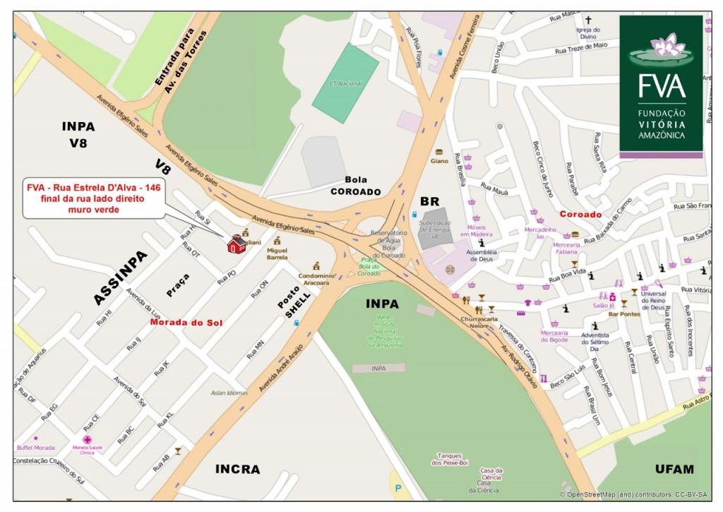 mapa_SEDE_FVA_Manaus