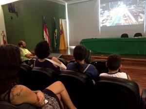 FVA apresenta Cine Debate no Bosque da Ciência
