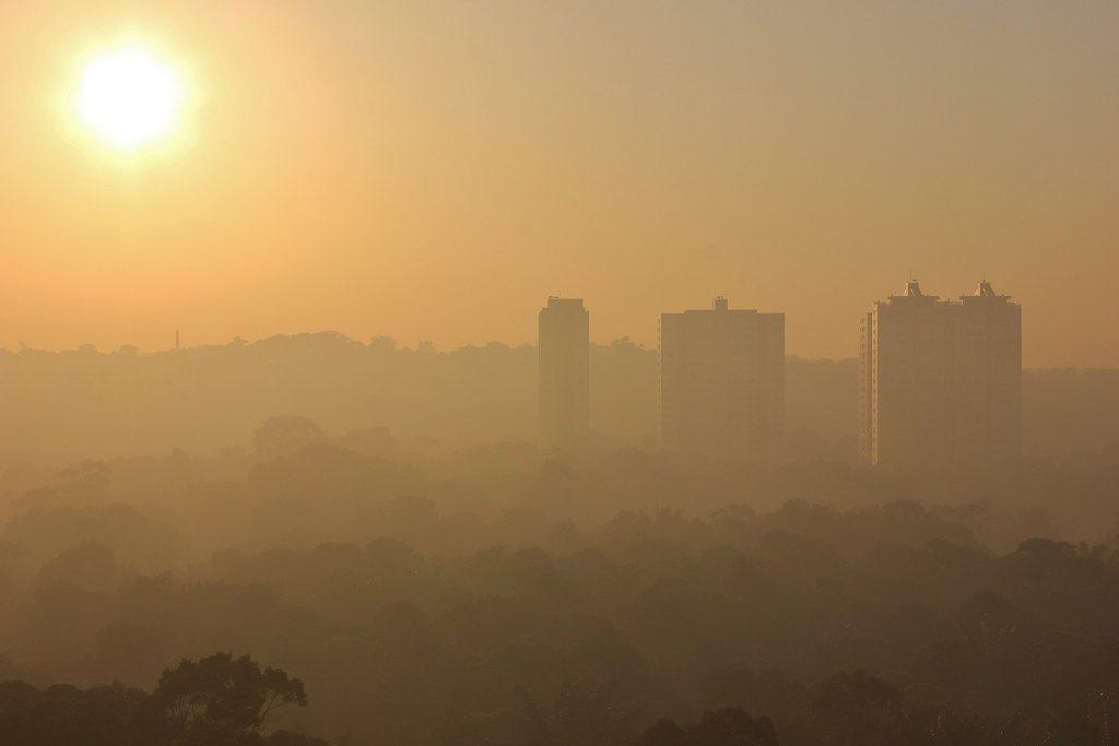 Bairro Ponta Negra - Zona Oeste de Manaus (Foto: Max Silva)