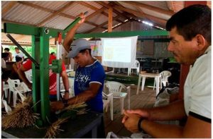 Encontro promove comércio justo entre extrativistas do Rio Negro