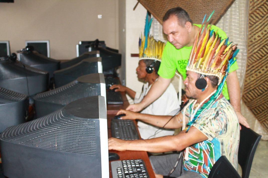 Novo Airão ganha centro de treinamento digital para qualificação