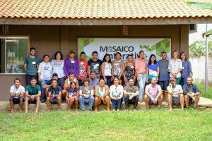 Curso na Amazônia capacita jovens comunitários para monitoramento de seus próprios recursos naturais