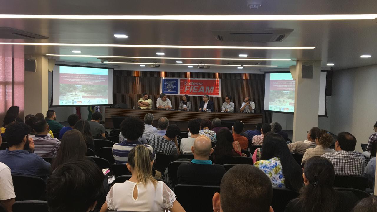 Autoridades reconhecem importância do rio Tarumã-Açu para política de proteção hídrica do Amazonas