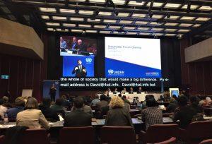 FVA participa de evento da ONU sobre prevenção do risco de desastres