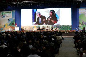 FVA apresenta estudos durante congresso de áreas protegidas no Peru