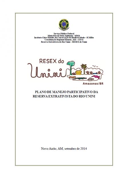 RESEX do Rio Unini